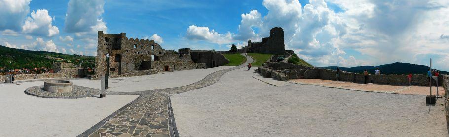 Outdoor places for kids in Bratislava - Devin Castle
