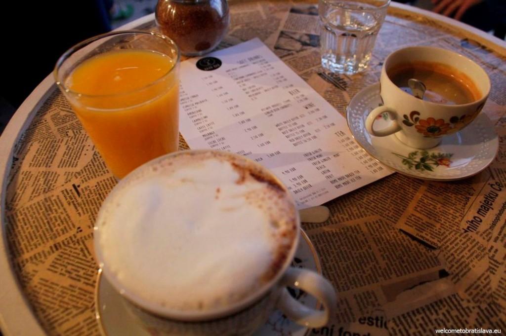 Tips on tipping in Bratislava :)