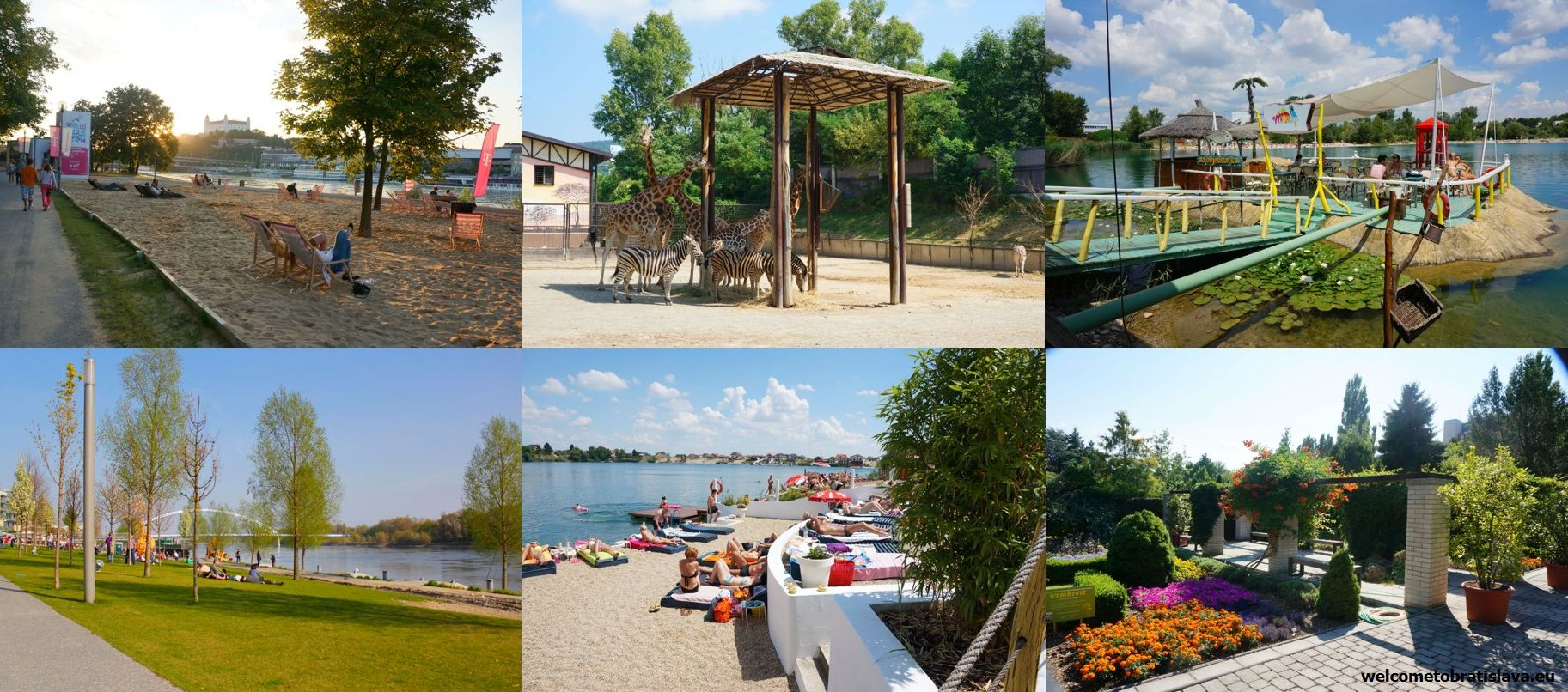 Sightseeing in Bratislava: other attractions