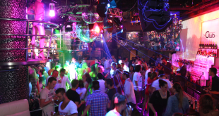 There are regular events, parties and thematic weekends held in The Club