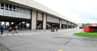 Bus station Bratislava