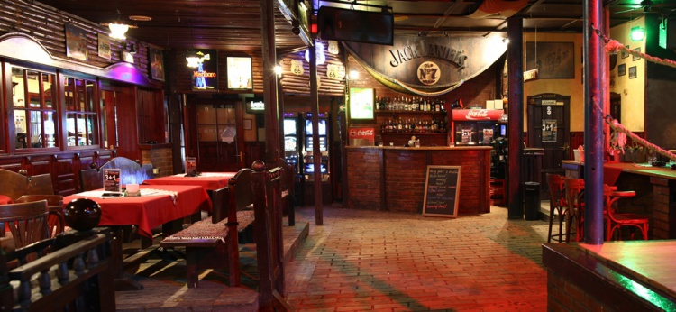 From the first moment you walk in, you can feel the Western-Mexican atmosphere