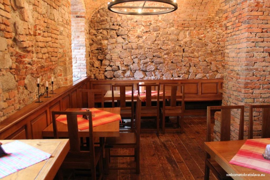 Sladovna: interior