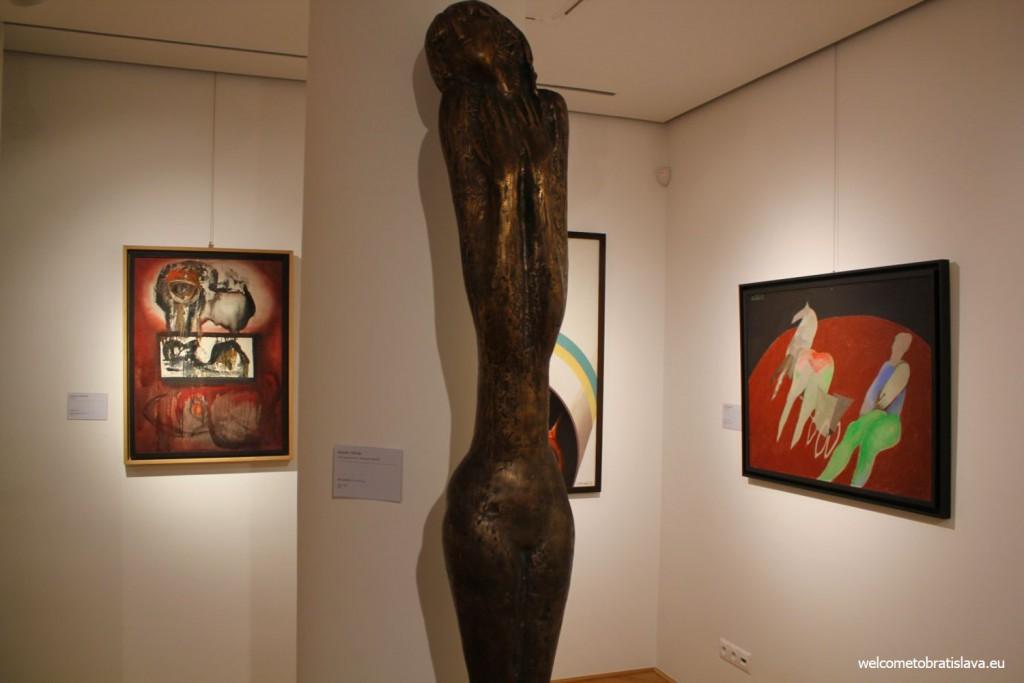 Nedbalka: example of art
