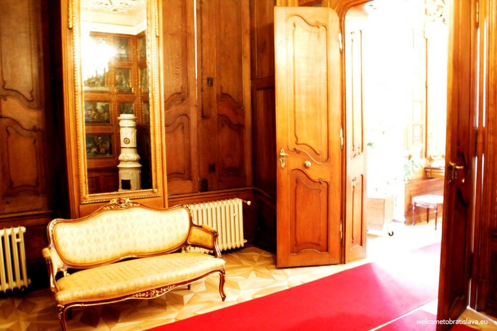 Mirbach Palace