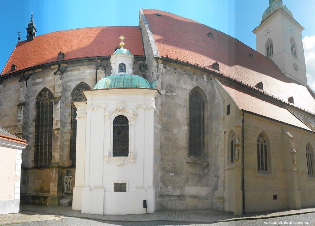 The Chapel of St. John the Merciful