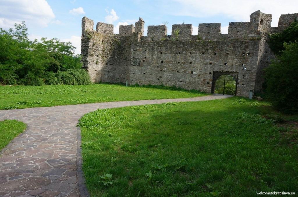 A historical gate