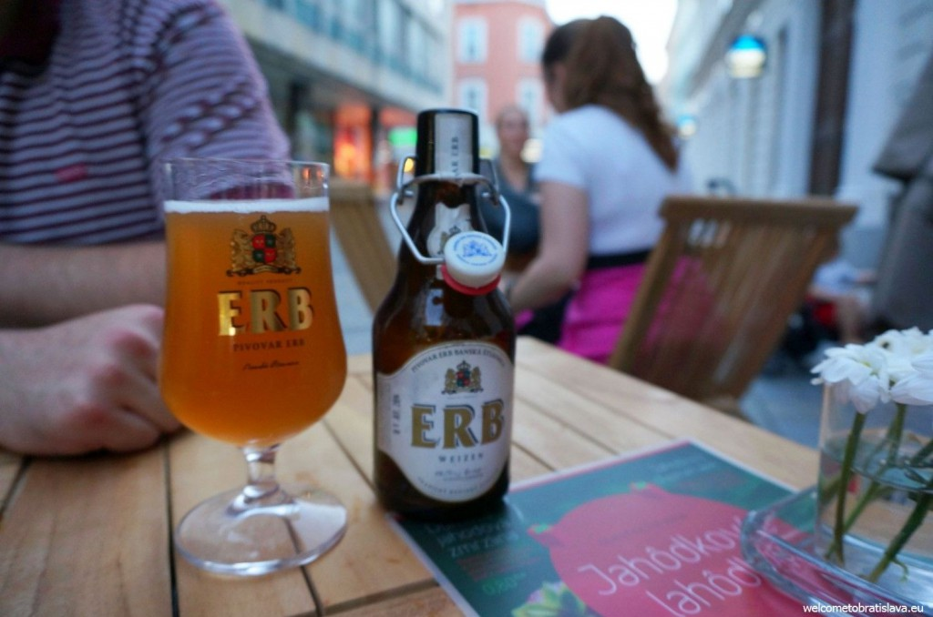 Foxford offers Erb beer, too