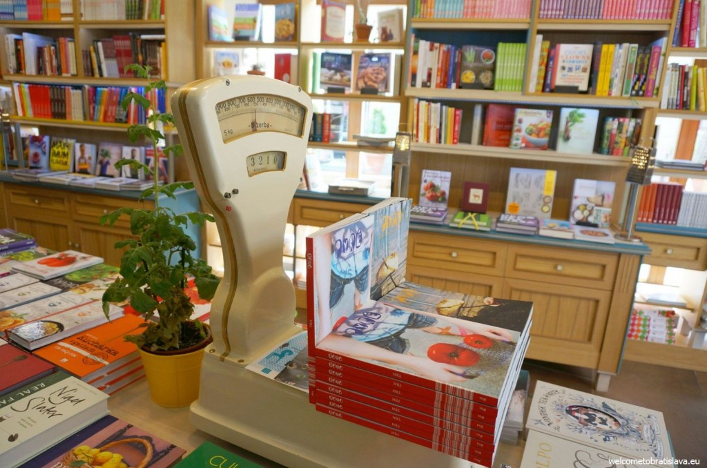 Cooking books can be purchased in Foxford