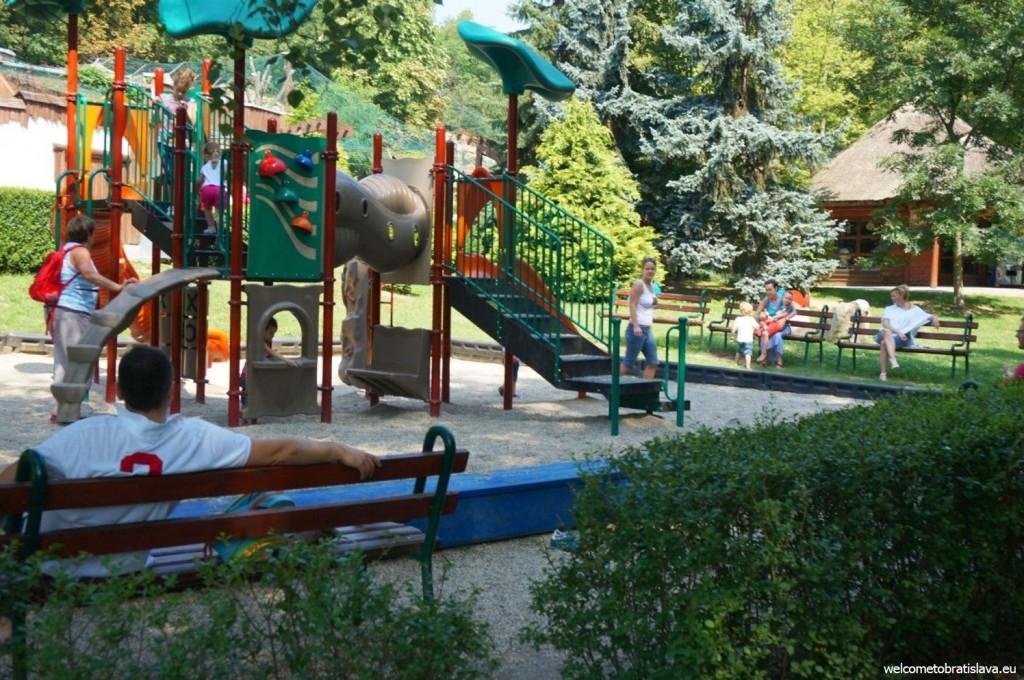 A playground for children