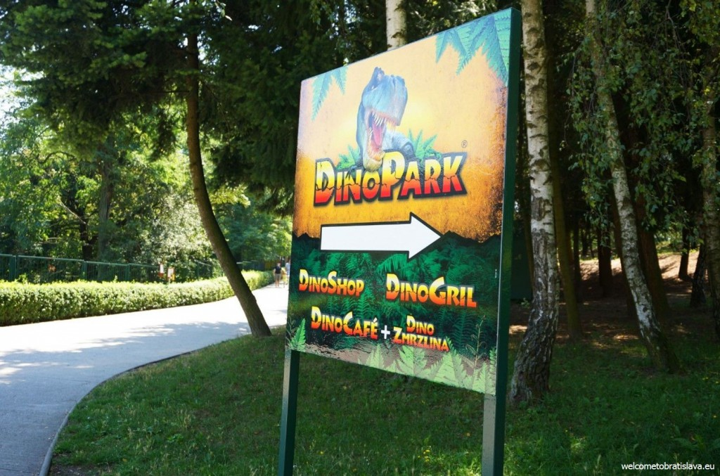 The DinoPark offers various options