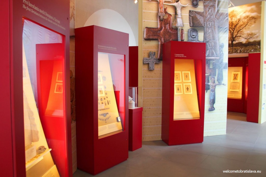 An exhibition about St Cyril and Methodius