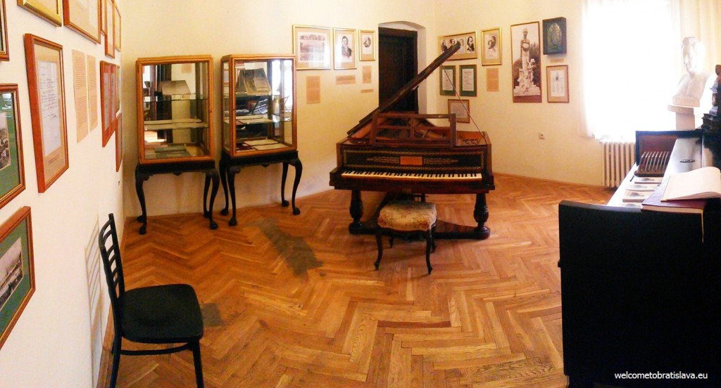 Museum of Johann Nepomuk Hummel