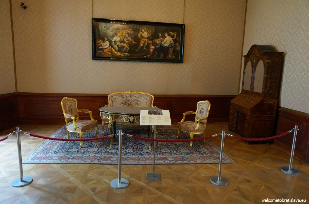 The Ladies' Drawing Room