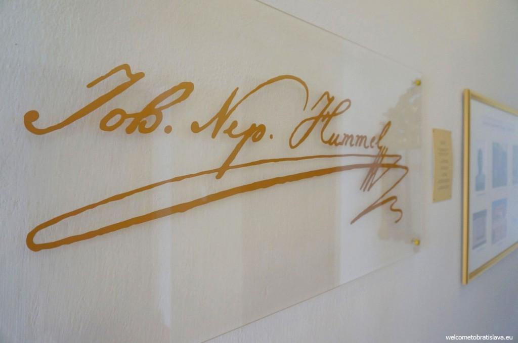 Johann's signature