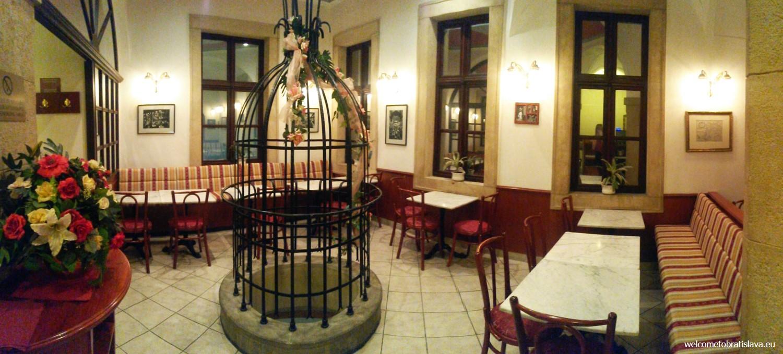 Kaffee Mayer - interior