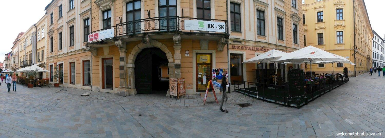 Ventúrska street