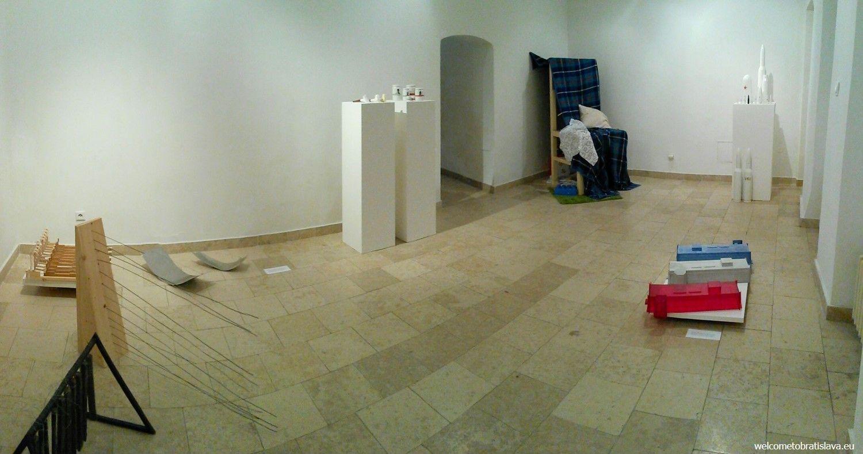 Gallery X - interior