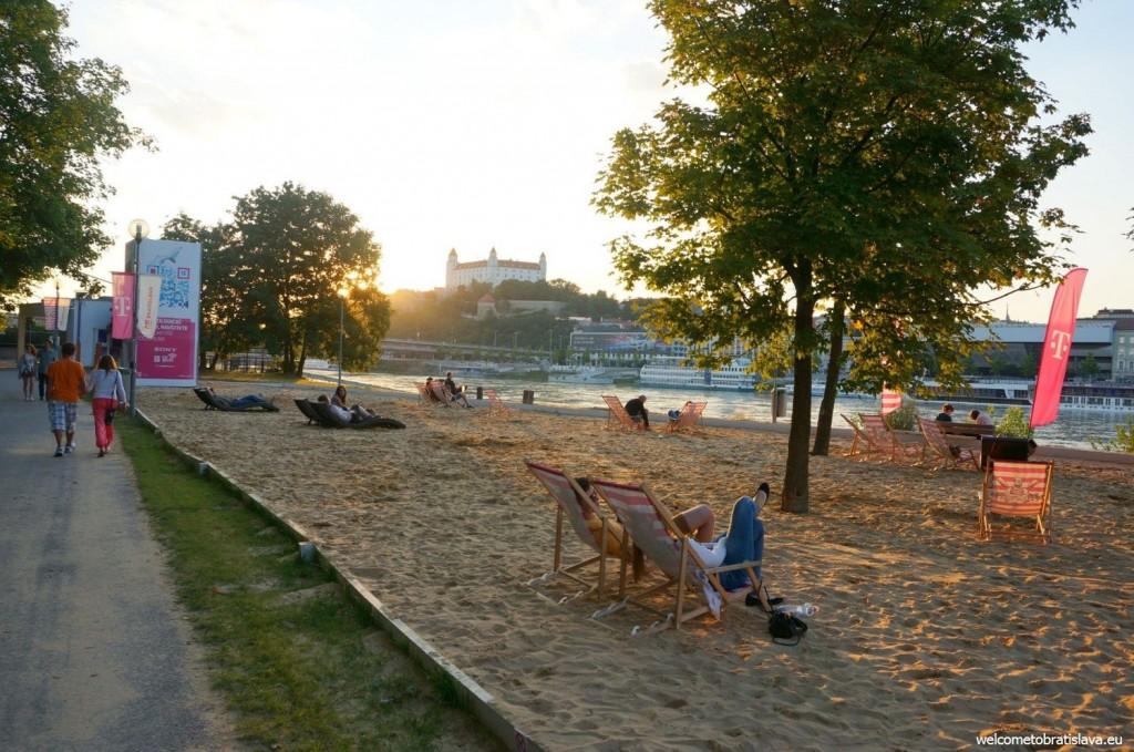 Bratislava: Matio Beach