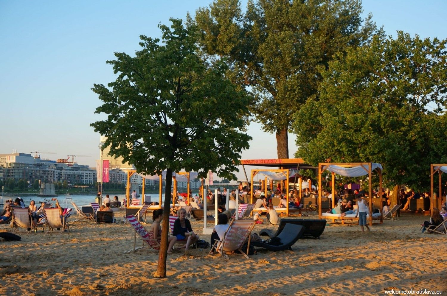 MAGIO BEACH — WelcomeToBratislava.eu