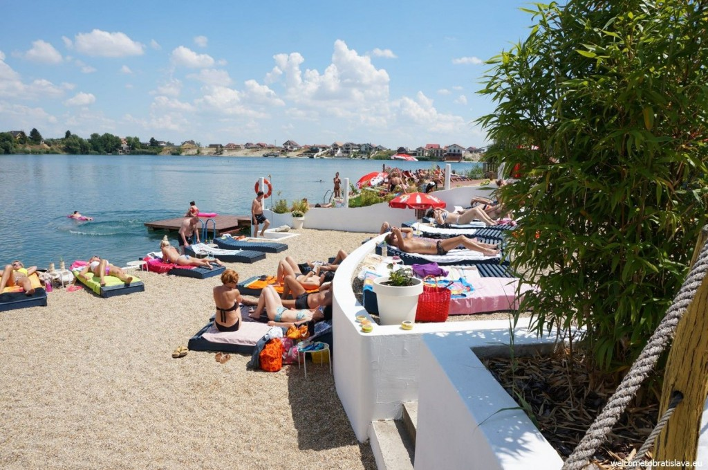 Bratislava: Tiki Beach