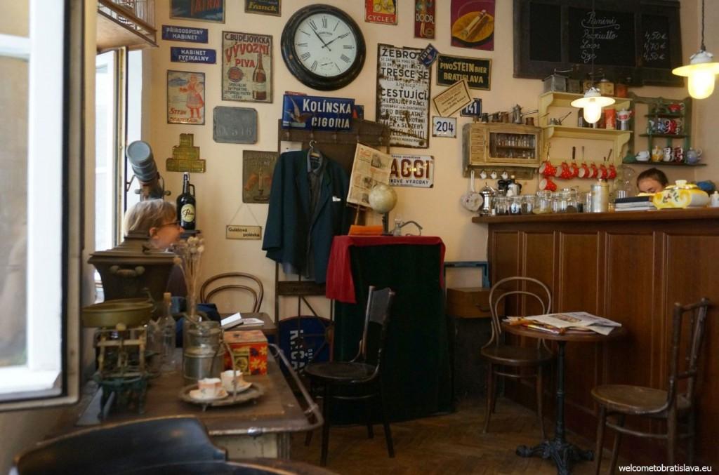 Bratislava: Presporak Cafe