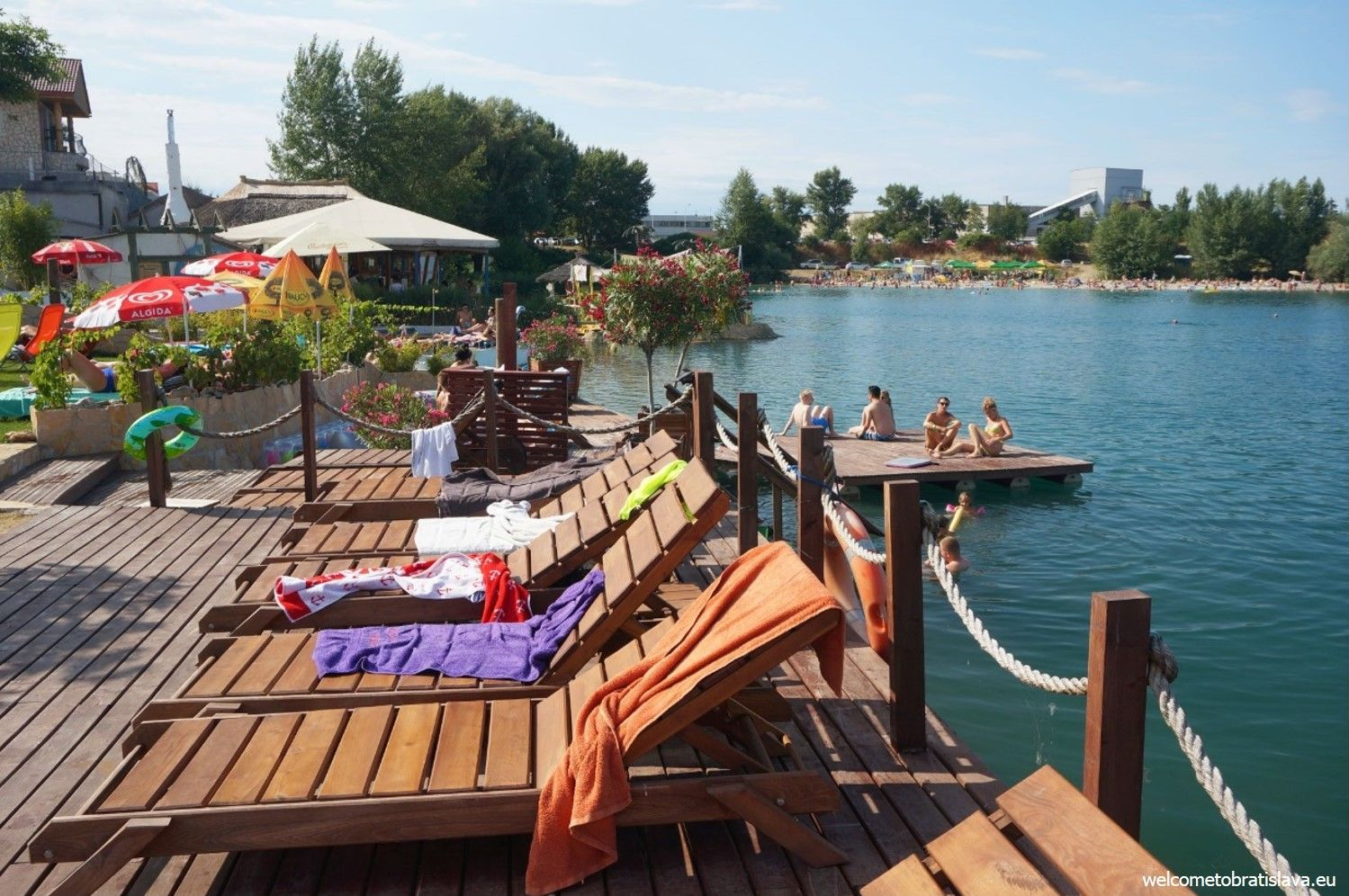 Wellness beach Kosariska