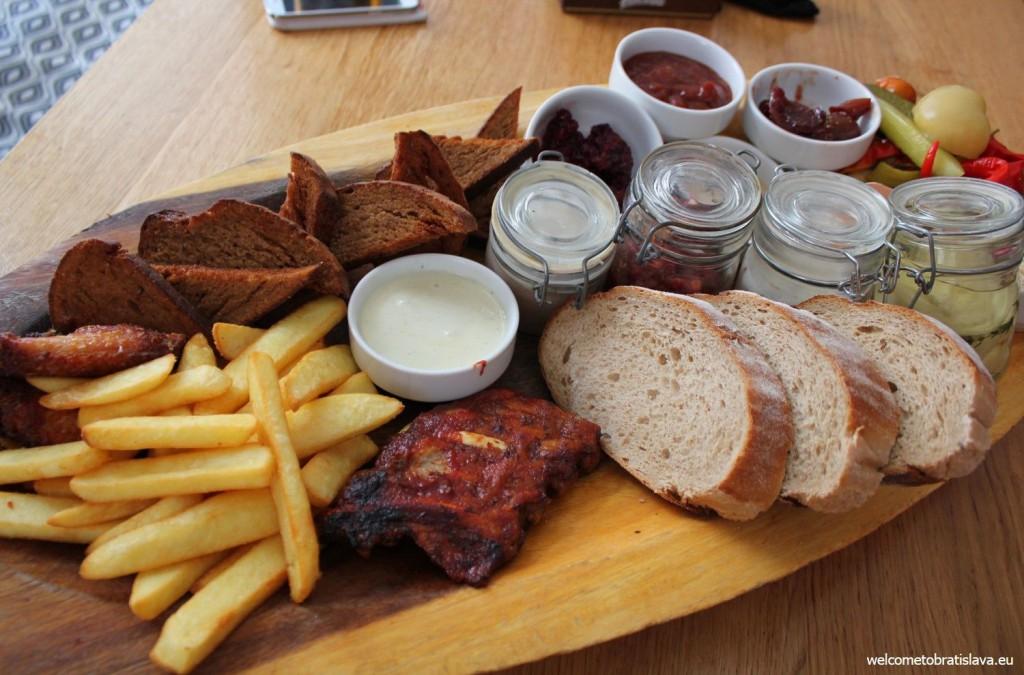 A Slovak plate :)