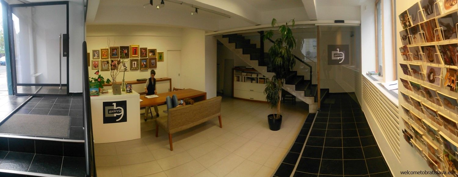 Gallery 19 - the entrance hall
