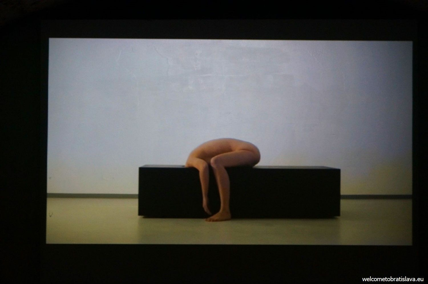 An example of video art