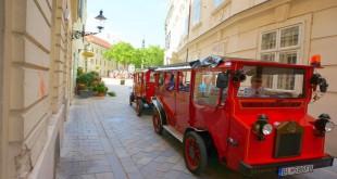City tram