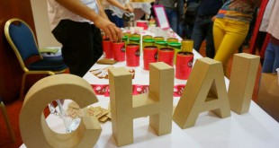 Chai is getting popular in Bratislava