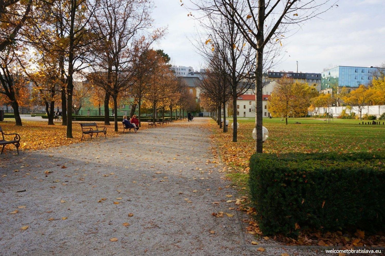 Presidential garden