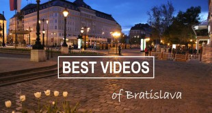 videos of Bratislava