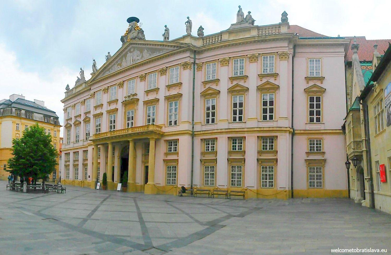 Primate's Palace