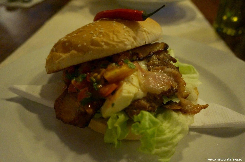 Mc Pulitzer Burger