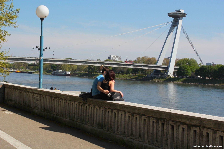 UFO bridge and tower