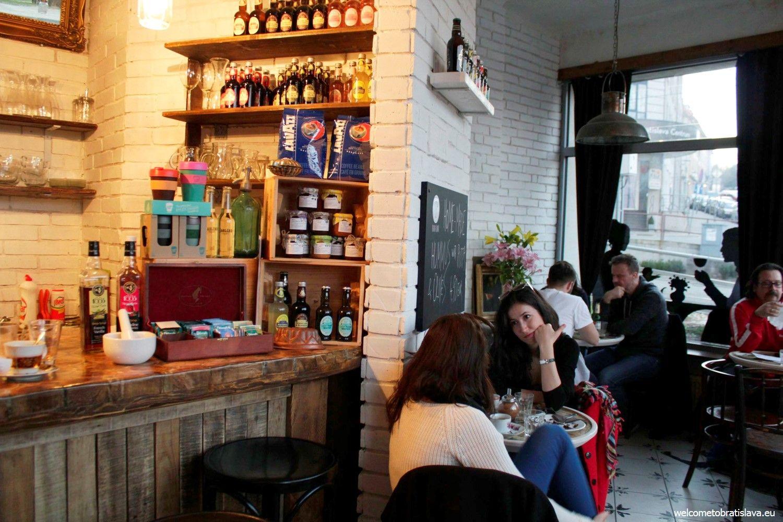 Kava Bar - interior