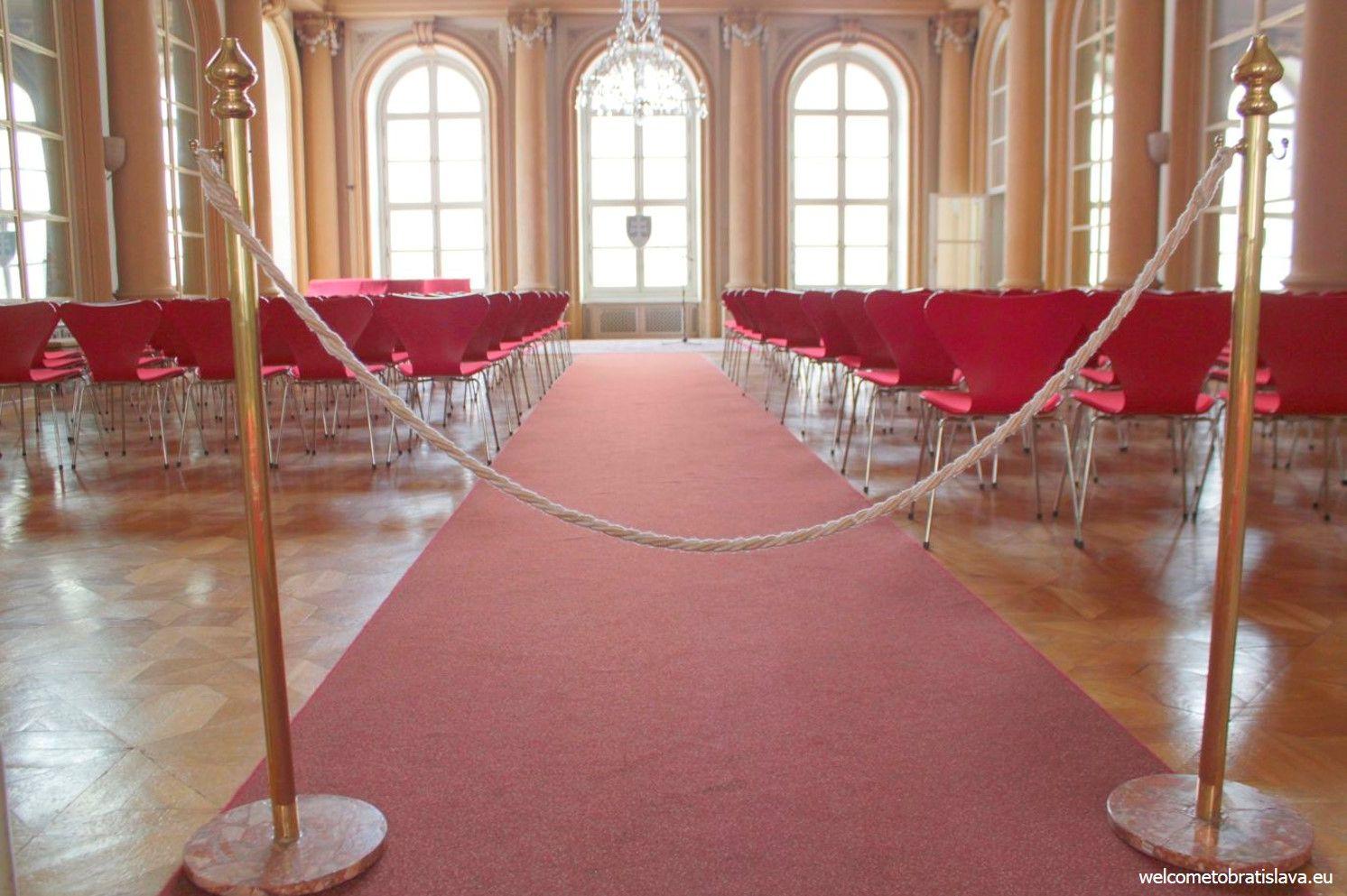 Primate's Palace - interior