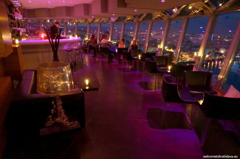 Ufo Bar Restaurant In Bratislava Watch Taste Groove