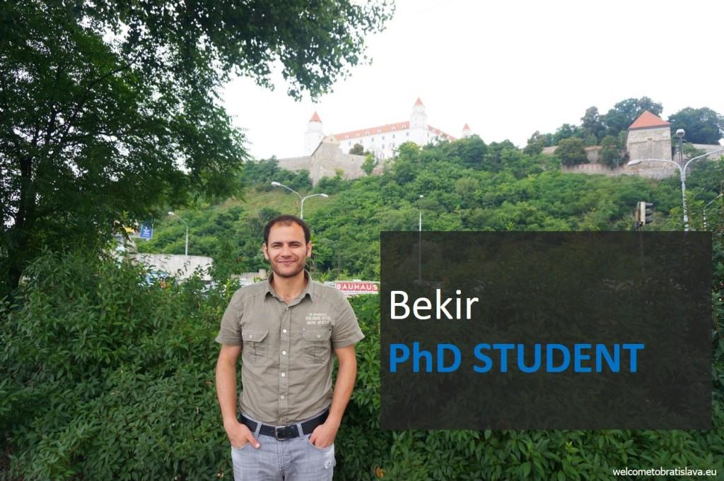 Read Bekir's story