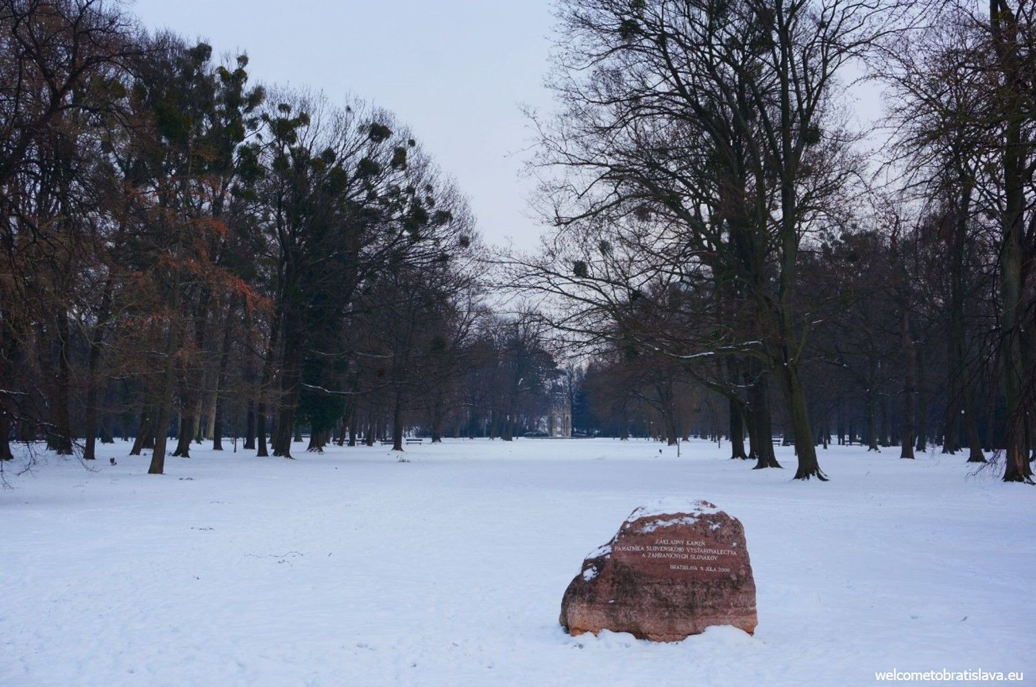 Garden of Janko Kral