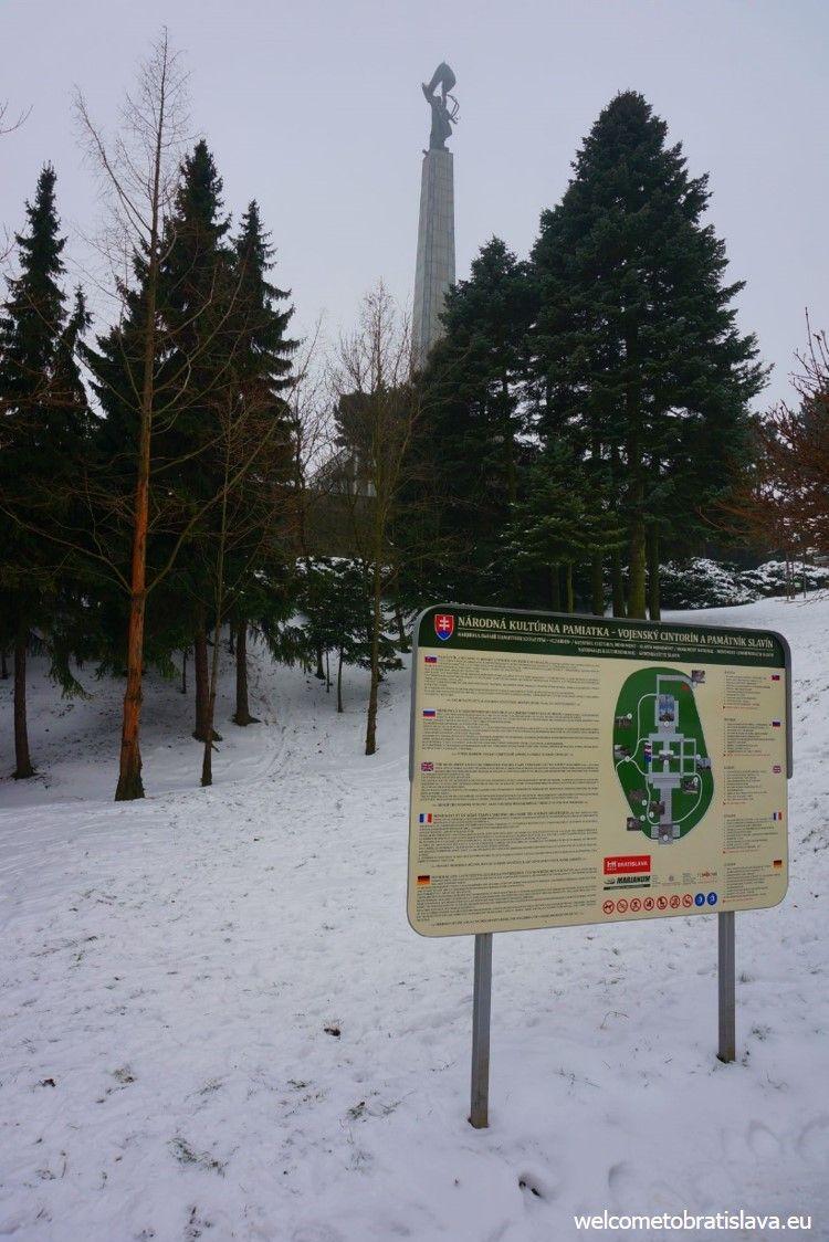 Slavín monument