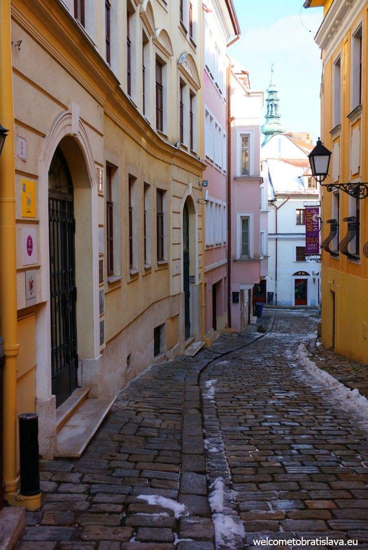 Baštova street