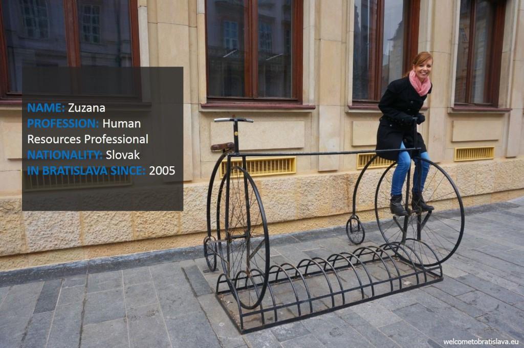 Humans of Bratislava: Zuzana
