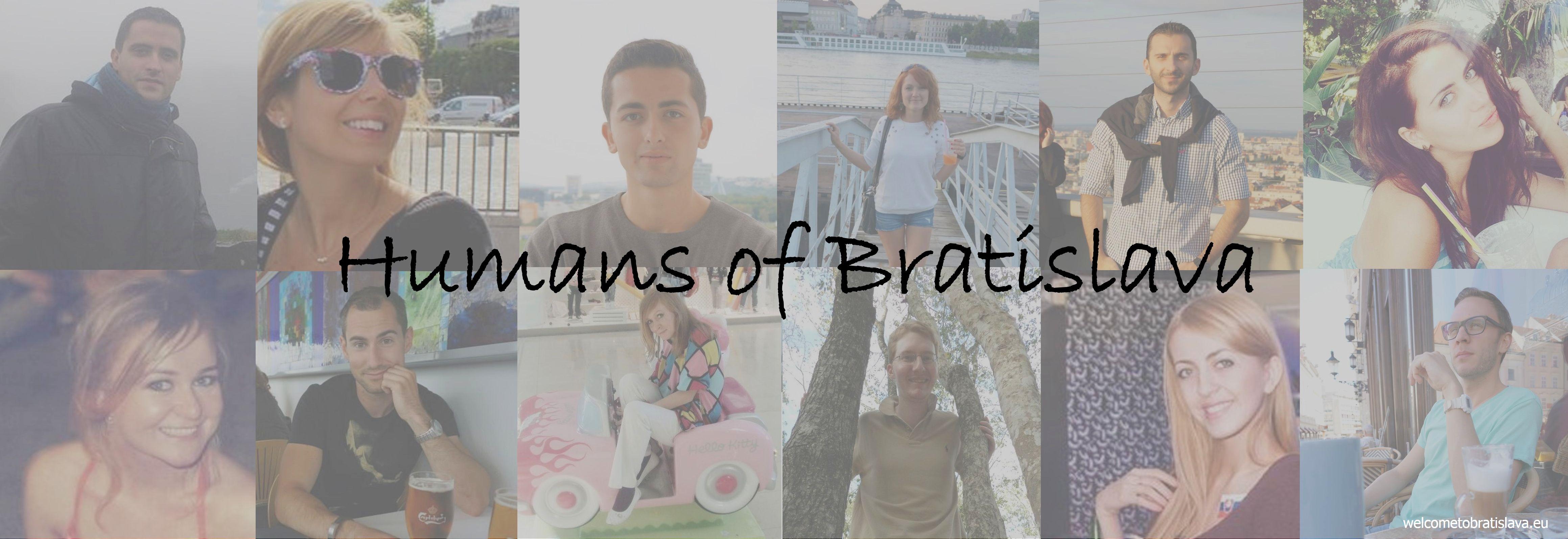 Humans of Bratislava
