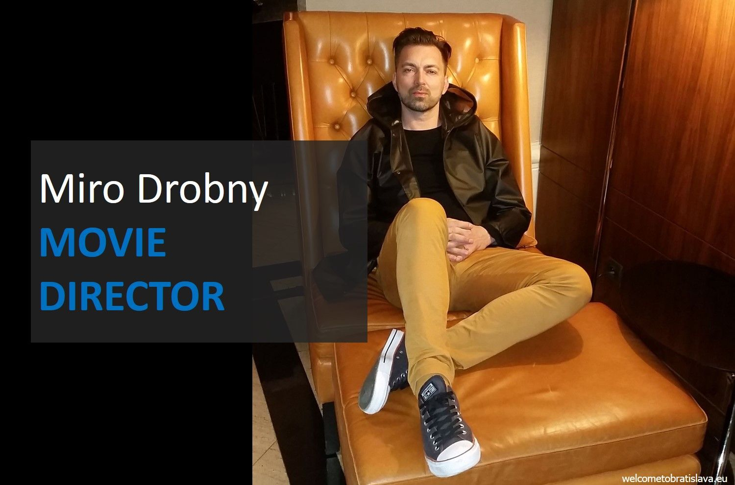 Read the story of Miro Drobny here