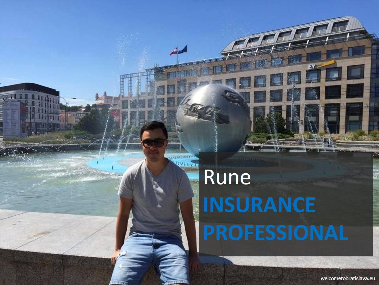 Read Rune's story