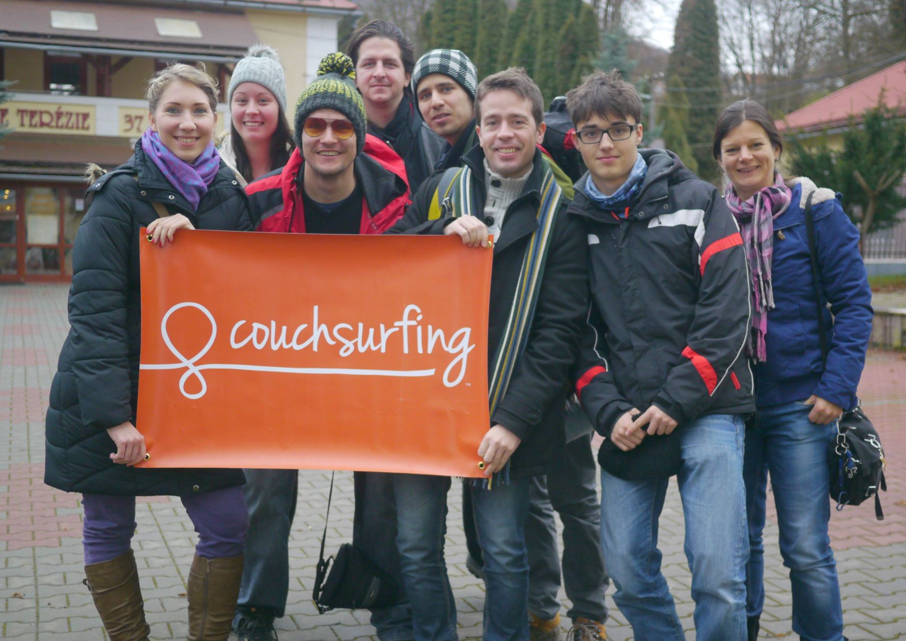 Banska Stiavnica Christmass hike December 2014