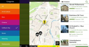 Mobile apps for Bratislava